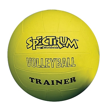 Spectrum™ Trainer Volleyball, Regular Size, Yellow