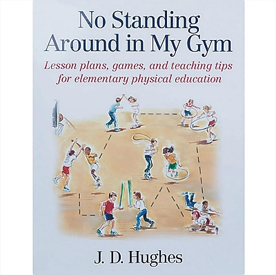 Pe2themax No Standing Around in My Gym Book