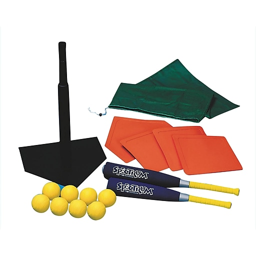 S&S® Indoor T-Ball Easy Pack