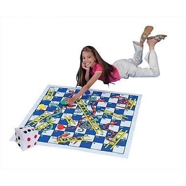 S&S® Jumbo Snakes & Ladders Game