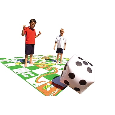 S&S® Gianormous Snakes And Ladders Game