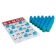 S&S® Stacking 3D Bingo Chips Game