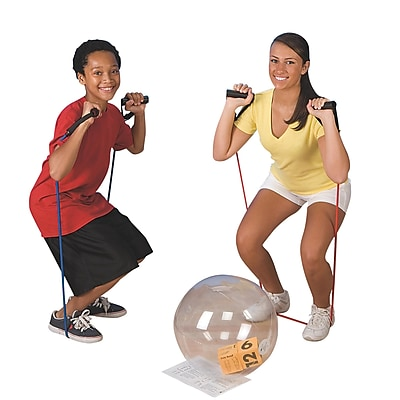 S&S® EXerBall™ Resistance Tubing Station Pack