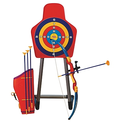 S&S® Skill Builder Bow and Arrow Target Set