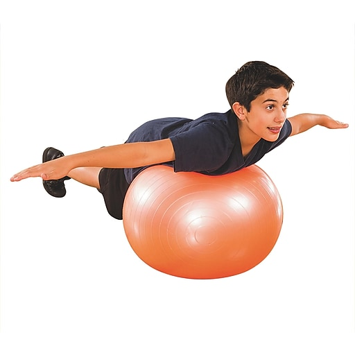 """S&S® Exercise and Therapy Ball, 17 1/2""""(Dia.)"""