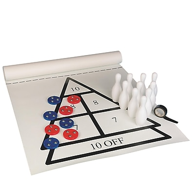 S&S® Tabletop Shuffleboard and Bowling Game