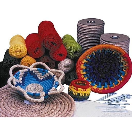 S&S® Weaving Baskets Easy Pack, 30/Pack
