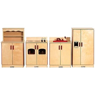 ECR4Kids® Play Kitchen Set, 4 Pieces/Set