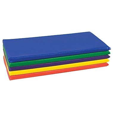 ECR4Kids® Rainbow Rest Mat, Assorted