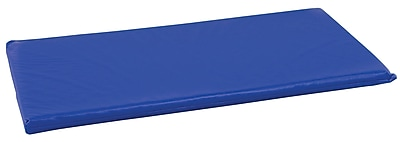 ECR4Kids® Rainbow Rest Mat, Blue