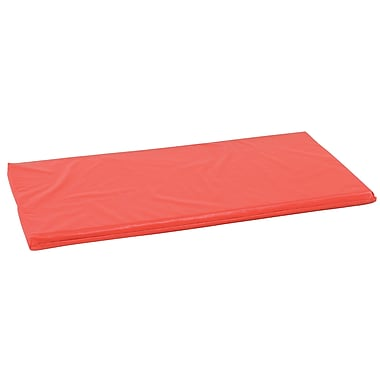ECR4Kids® Rainbow Rest Mat, Red