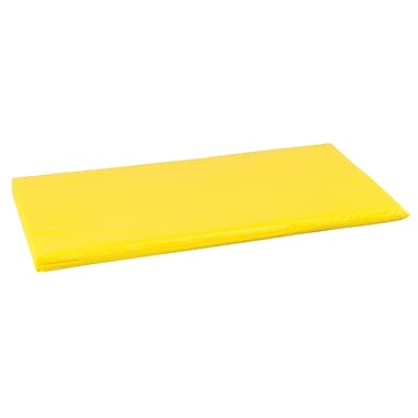ECR4Kids® Rainbow Rest Mat, Yellow