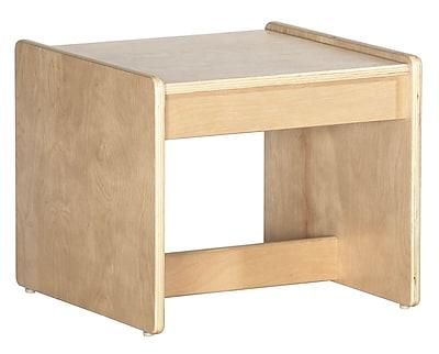 ECR4Kids® Living Room End Table