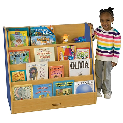 book display stand for kids