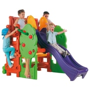 ECR4Kids® Tree Top Climb and Slide Play Set
