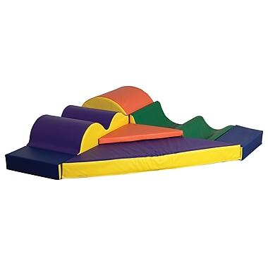 ECR4Kids® Softzone® Rolling Hills Corner Climber Play Set, 7 Pieces/Set