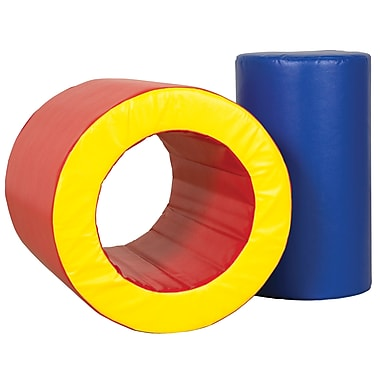 ECR4Kids® Softzone® Barrels of Fun Play Set