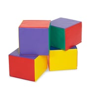 ECR4Kids® Softzone® Child Carry Me Cube, 4 Pieces/Set