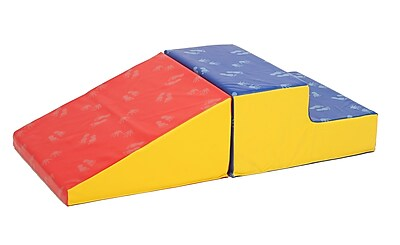 ECR4Kids® Softzone® Little Me Climb and Slide Play Set