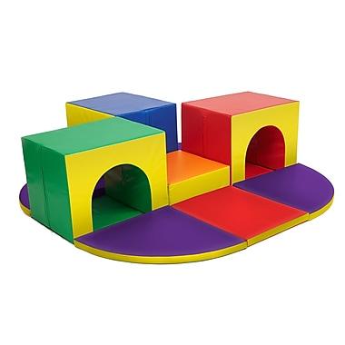 ECR4Kids® Softzone® Triple Tunnel Maze
