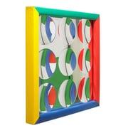 ECR4Kids® Softzone® Padded Mirror, Bubble Innie