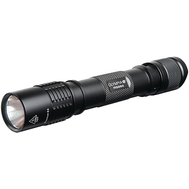 Olympia® RG Series 260 Lumens LED Flashlight