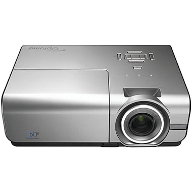 Optoma X600 XGA 3D-Compatible 6000 Lumens DLP Network Projector, Gray