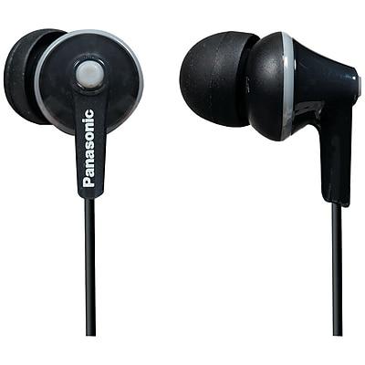 Panasonic RP-TCM125-V In-Ear Headphone with Mic, Purple