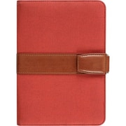 "Aluratek Universal AUTC07FR Folio Travel Case for 7"" Tablet, Red"