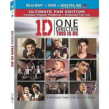 One Direction: This Is Us (Blu-ray/DVD/UltraViolet)