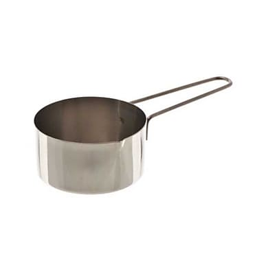 American Metalcraft MCW75, 3/4 Cup Stainless Steel Measuring Cup