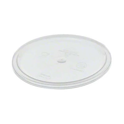 Cambro RFSC2PP190, 2 & 4 qt Round Plastic Containers