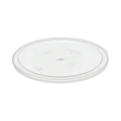 Cambro RFSC6PP190, Cover for 6 & 8 qt Round Containers