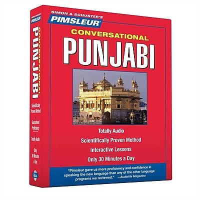 Punjabi Conversational Pimsleur Audiobook