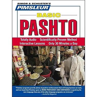 Pimsleur Basic Pashto Paul Pimsleur Audiobook