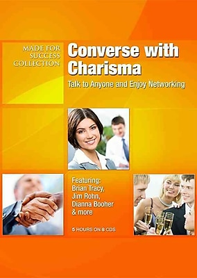 Converse With Charisma CD