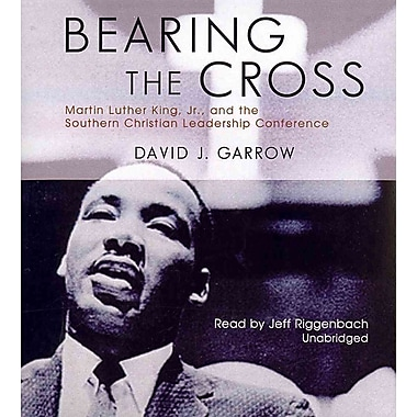 Bearing the Cross David J. Garrow Audiobook CD