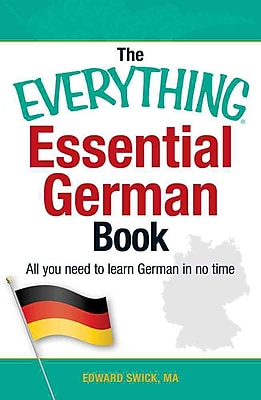 The Everything Essential German Book Edward Swick Paperback