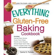 The Everything Gluten-Free Baking Cookbook Carrie S. Forbes Paperback