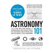 Astronomy 101 Carolyn Collins Petersen Hardcover