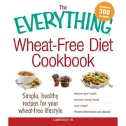 The Everything Wheat-Free Diet Cookbook Lauren Kelly Paperback