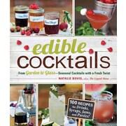 Edible Cocktails Natalie Bovis Paperback