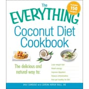 The Everything Coconut Diet Cookbook Anji Sandage, Lorena Novak Bull RD  Paperback