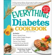 The Everything Diabetes Cookbook  Gretchen Scalpi Adams Media