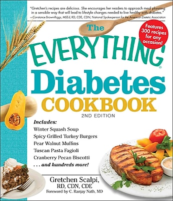 The Everything Diabetes Cookbook Gretchen Scalpi Adams Media