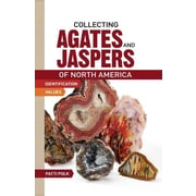 Collecting Agates and Jaspers of North America  Patti Polk Paperback