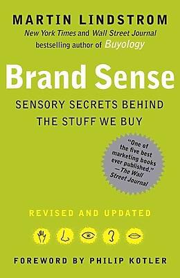Brand Sense Martin Lindstrom Paperback