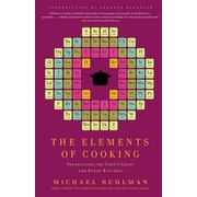 The Elements of Cooking Michael Ruhlman Scribner