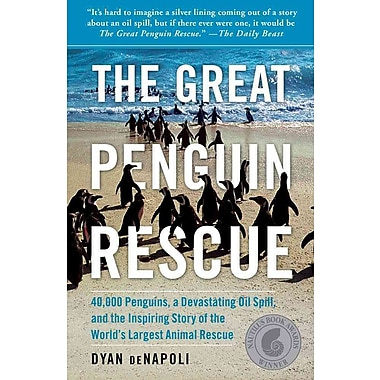 The Great Penguin Rescue Dyan deNapoli Paperback