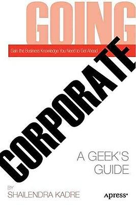 Going Corporate Shailendra Kadre Paper Back
